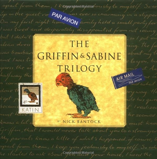 Griffin & Sabine trilogy