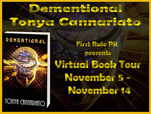 Dementional Virtual Book Tour