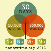 Goodbye Blog, Hello NaNoWriMo
