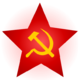 Red Star, Hammer and Sickle
