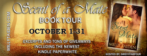 Scent of a Mate blog tour