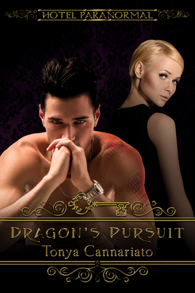 Hotel Paranormal: Dragon's Pursuit, by Tonya Cannariato