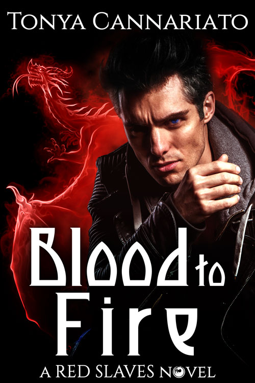 RED SLAVES: Blood to Fire, by Tonya Cannariato
