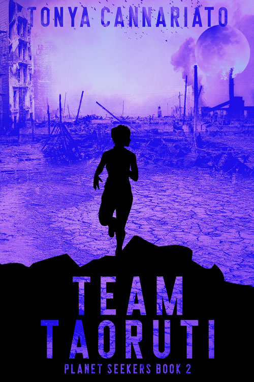 Planet Seekers: Team TaoRuti by Tonya Cannariato
